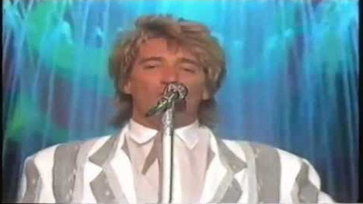 Rod Stewart - Some Guys Have All The Luck 1984 ( Rare Video )