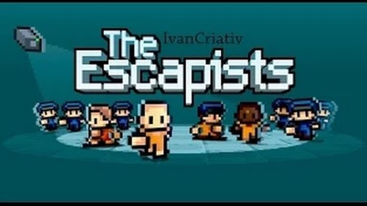 The Escapists №4 Побег завершон