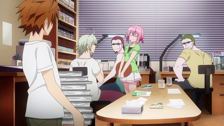 To Love-Ru Trouble 4 Сезoн 6 Серия