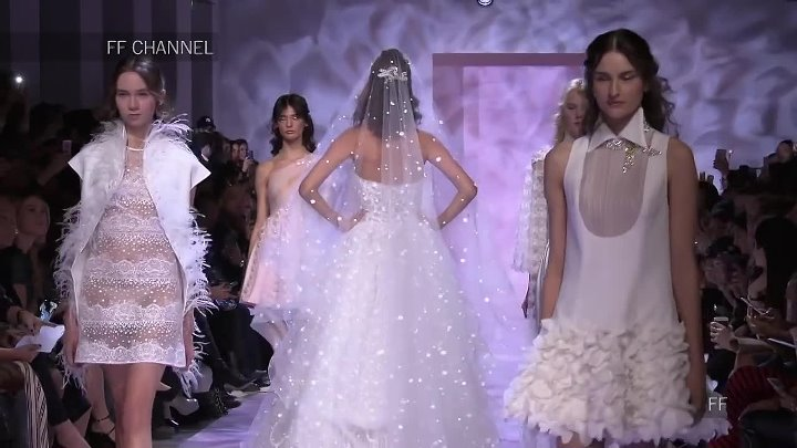 Georges Chakra - Haute Couture Spring Summer 2017 Full Show - Exclusive