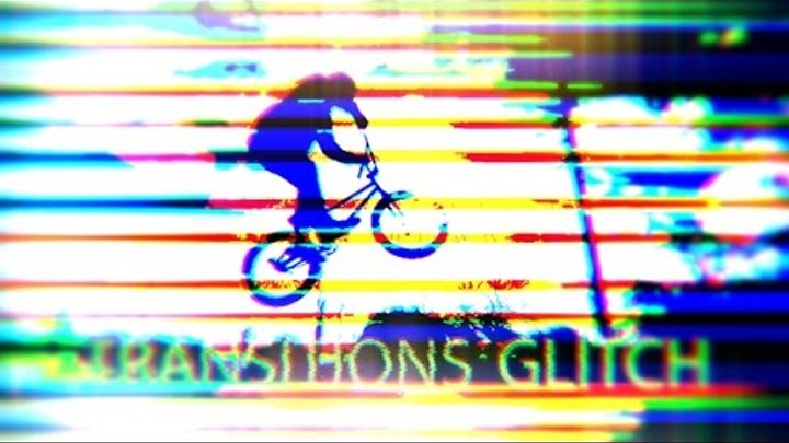 Glitch Transitions With Sound