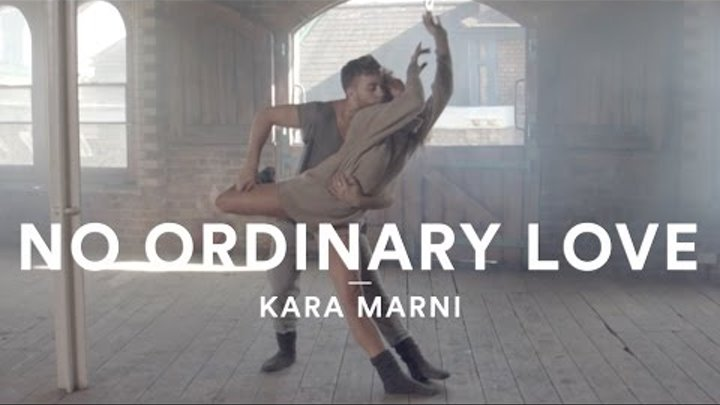 Kara Marni - No Ordinary Love | Emily Romain Choreography | Dance Stories