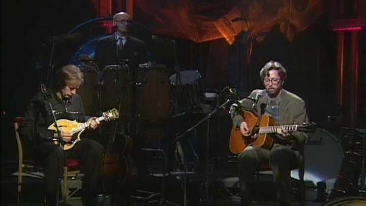 Eric Clapton - My Father's Eyes (Unplugged), 1992