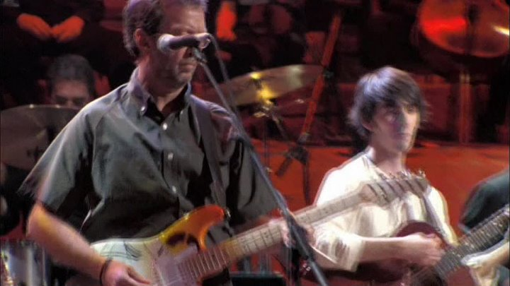 Eric Clapton - Beware Of Darkness, 2002 (Concert For George 29.11.02)