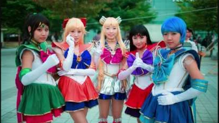 The Best Sailor Moon Cosplay on the Net