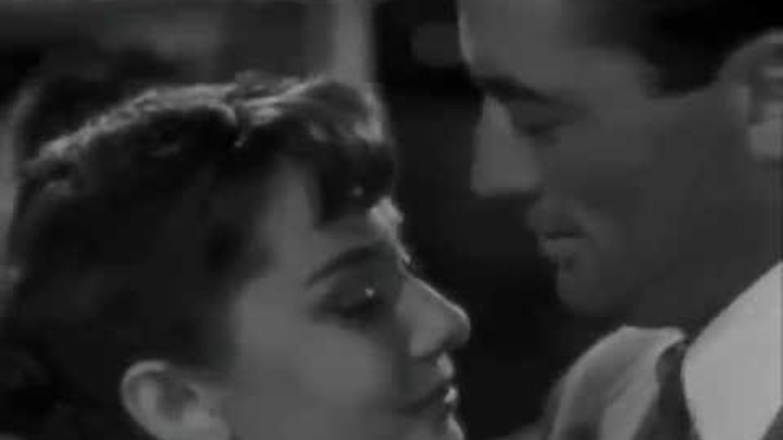 "Roman Holiday Audrey Hepburn Римские каникулы Brothers Four ""Greenfields"""