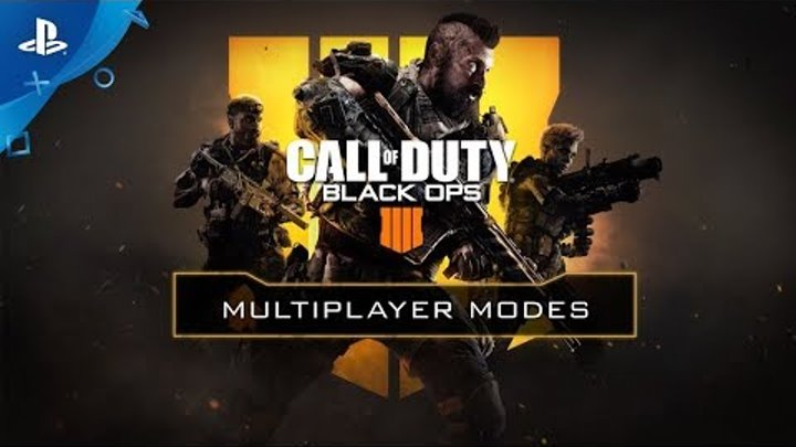 Call of Duty: Black Ops 4 - Multiplayer Overview | PS4