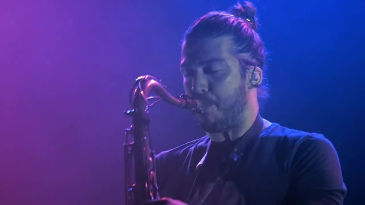 Guillaume Perret - Heavy Dance (Live at Zenith Sud Nantes/Solo with the Sax Machine)