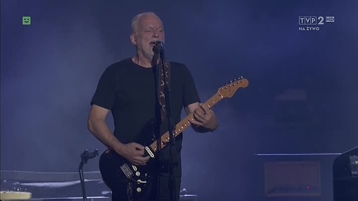 David Gilmour-Rattle That Lock Tour.Live in Wroclaw.(Part1).2016