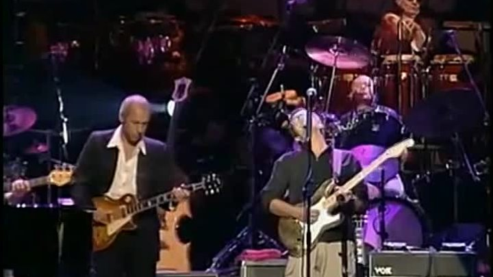 Clapton - Knopfler - Same old blues