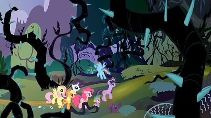 My little pony 4 сезон 2 серия