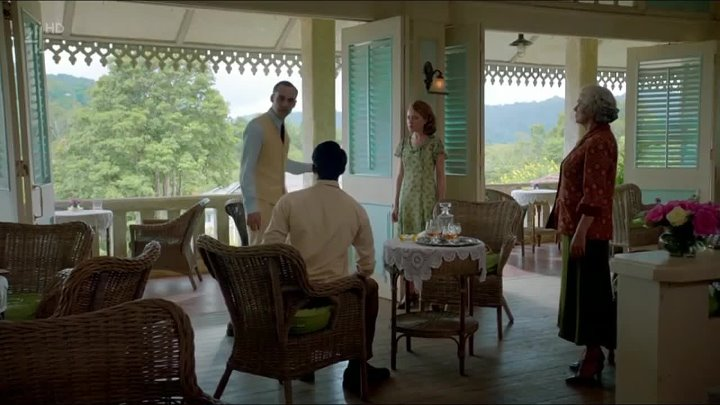 Индииское лето Indian Summers (2016) 2 сезон 9 серия [ОЗВУЧКА]