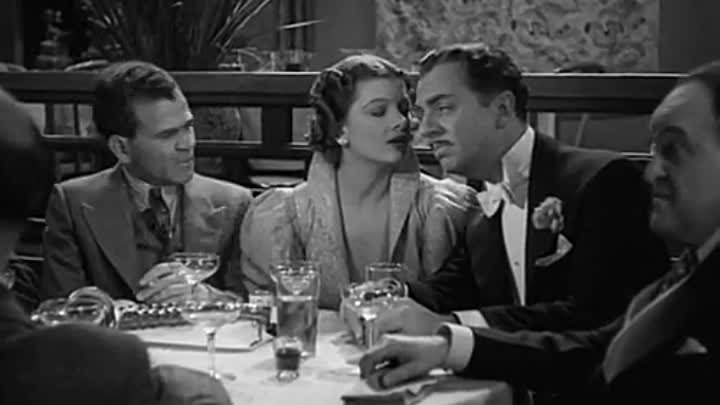 After The Thin Man 1936 -Myrna Loy, William Powell, James Stewart, Elissa Landi, Joseph Calleia, Same Levene, Jessie Ralph