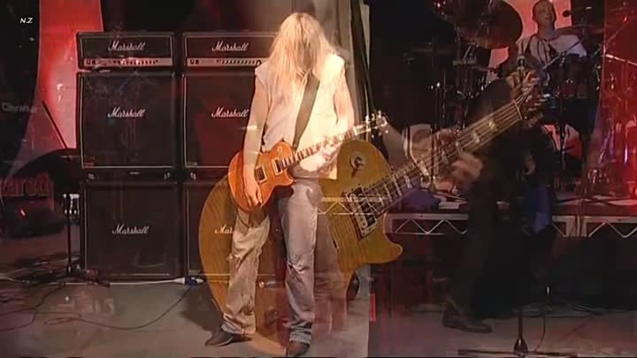 Nazareth - Love Hurts 2005 Live in Studio Video HD