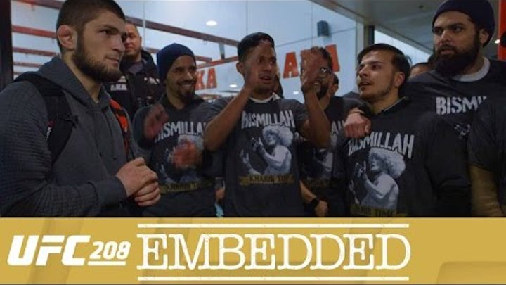 UFC 209 Embedded: Vlog Series - Episode 1