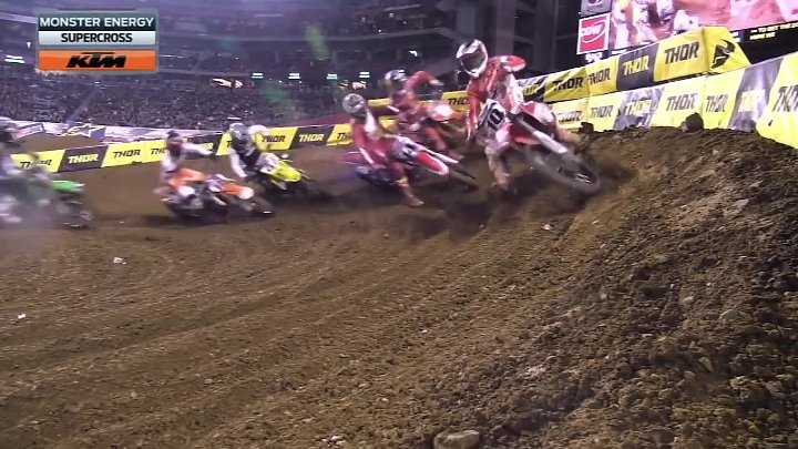 450SX Highlights- Phoenix 2017 - Monster Energy Supercross