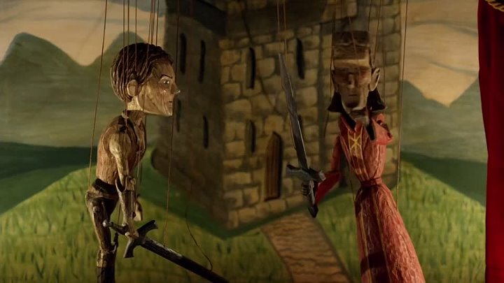 Legend of the Seeker S01 E09 Puppeteer