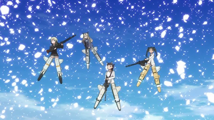 [Ecchi King Fansub] Strike Witches 2 - 04 (1920x1080 h264 BD FLAC) [C2D056BD]