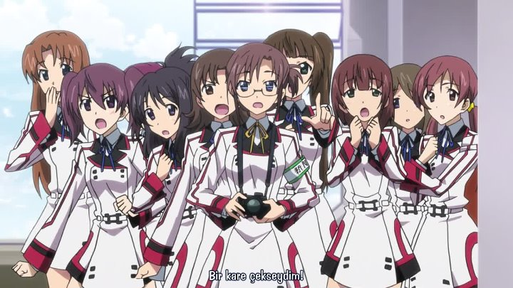 [Ecchi King Fansub] Infinite Stratos - 05 [BD][1080p][x264]