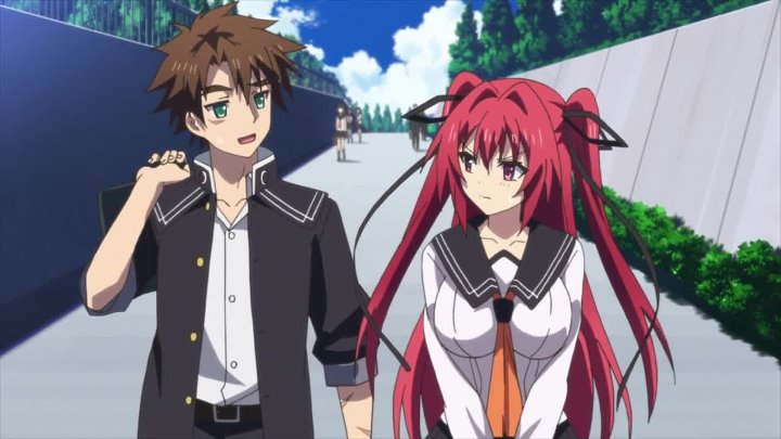 [Ecchi King Fansub] Shinmai Maou no Testament - 02 [BD][1080p]