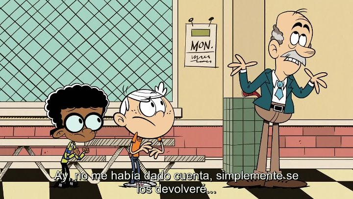 The Loud House 02x11b SUB