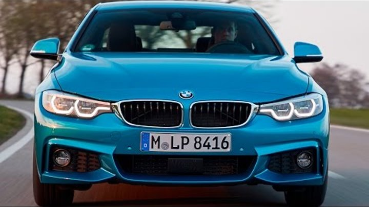 BMW 440i Coupe (2017) with M Sport package [YOUCAR]