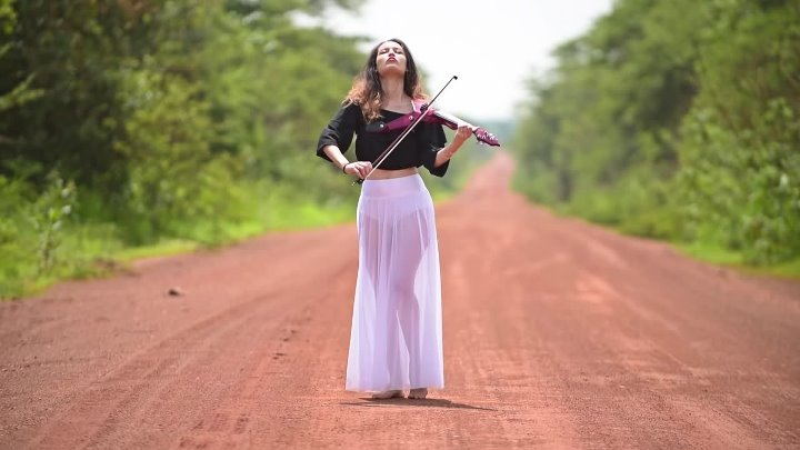 ++Rockabye (Clean Bandit ft. Sean Paul Anne-Marie) - Electric Violin Cover Caitlin De Ville===