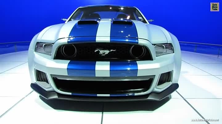 2014 Ford Mustang GT Wide Body - Need for Speed -