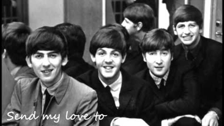 P.S. I Love You - The Beatles (With Lyrics and HD)