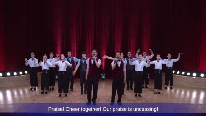 "[MP4 1440p] Endless Praise | A Cappella ""Praise the Accomplishment of God's Work"" (Official Music Video)"