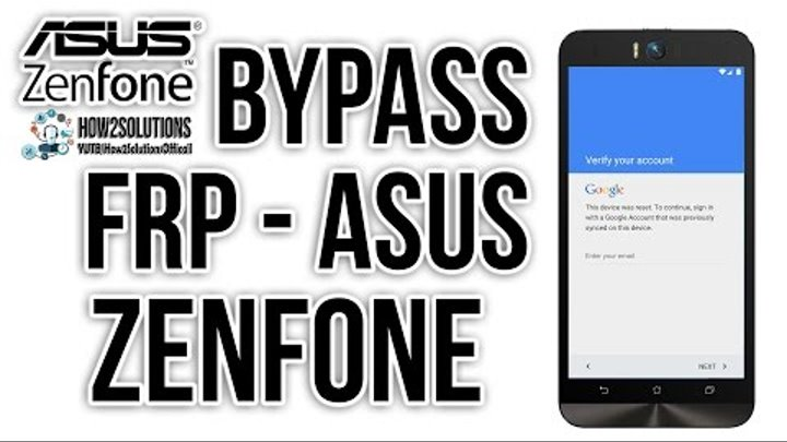 Asus ZenFone Frp Google Activation Lock Bypass 100 Working For All Asus  Phone Permanent Solution