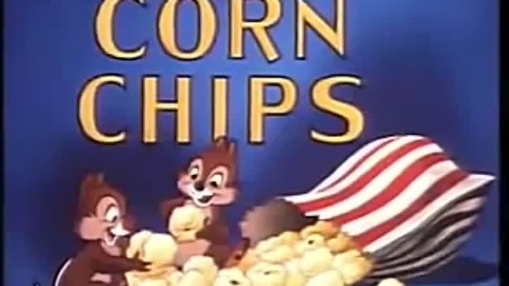 Donald Duck - Corn Chips