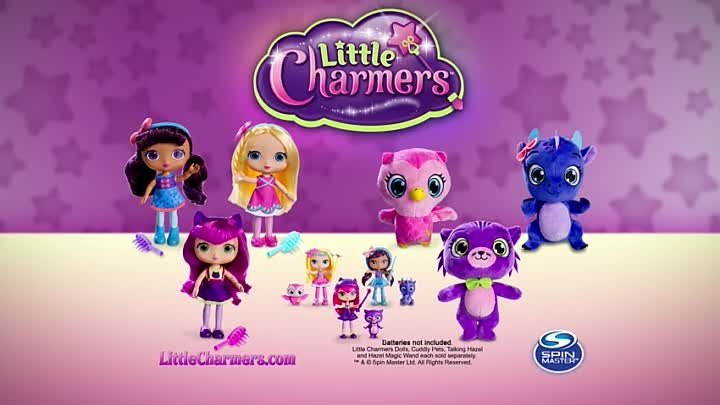 Little Charmers F15 - World of 30s TVC (сжатый)