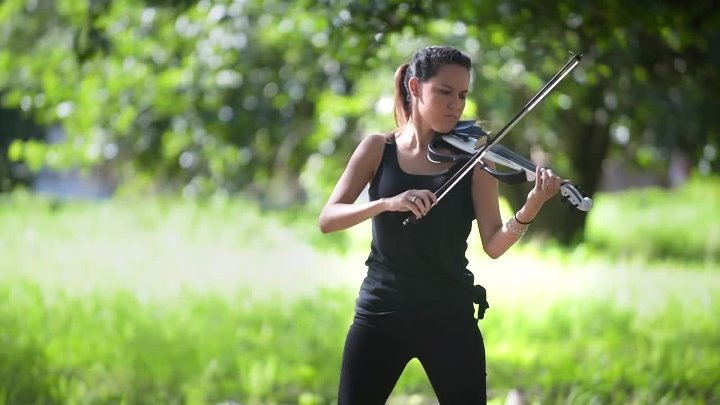 Caitlin De Ville -Shape of You (Ed Sheeran) - Electric Violin Cover Caitlin  De Ville==