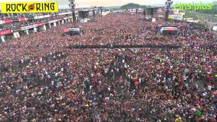 Papa Roach - Rock am Ring 2013 - Full Concert
