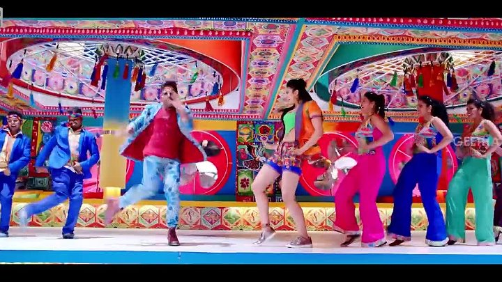 Sarrainodu Title Song Full Video Song __ Sarrainodu __ Allu Arjun , Rakul Preet, Catherine Tresa