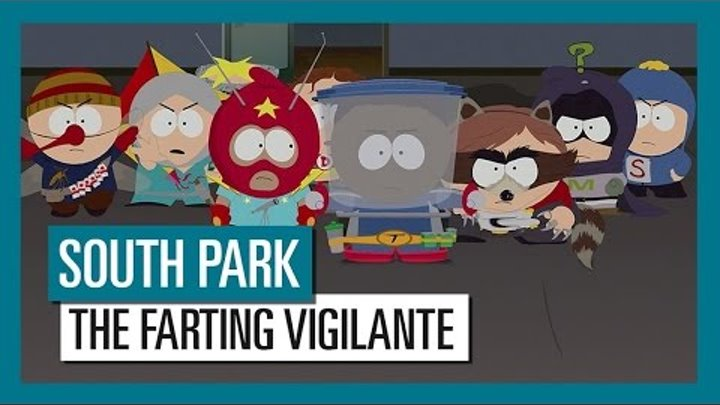 South Park: The Fractured But Whole Trailer – New Release Date – The Farting Vigilante