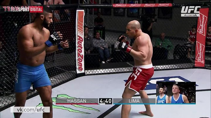 The Ultimate Fighter 25 сезон 5 серия