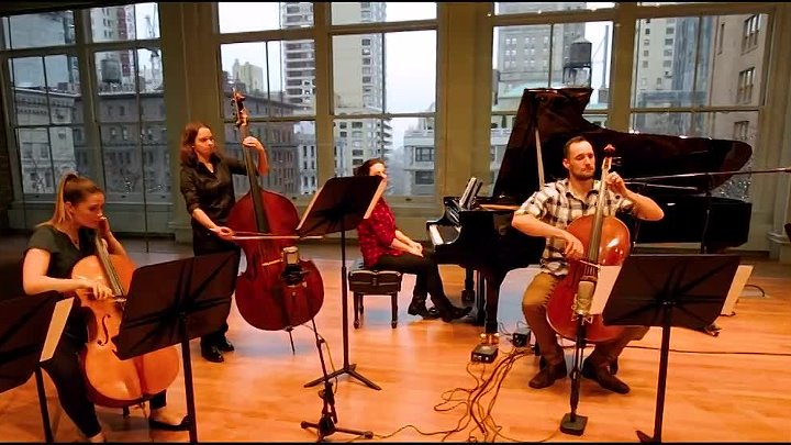 Brooklyn Duo feat  Ensemble Connect -