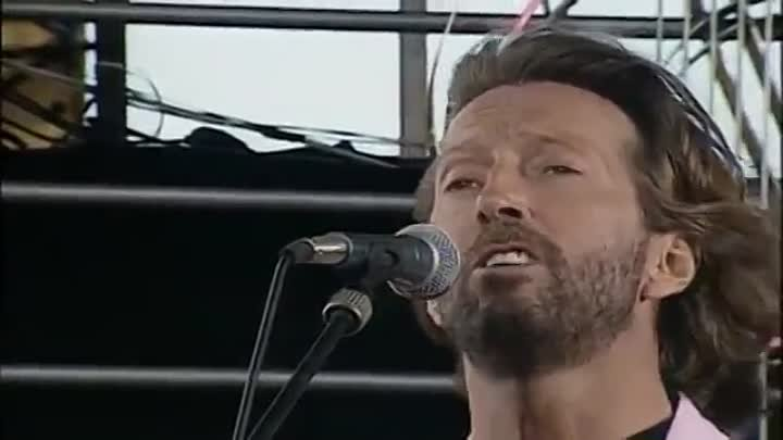 Eric Clapton - Before You Accuse Me (Knebworth 1990)