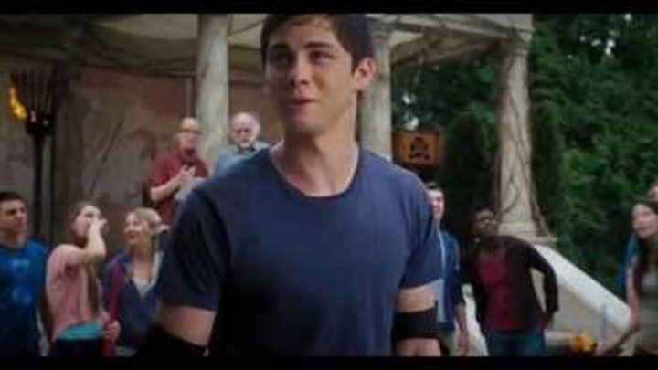 "Percy Jackson: Sea of Monsters | ""Obstacle Tower"" 