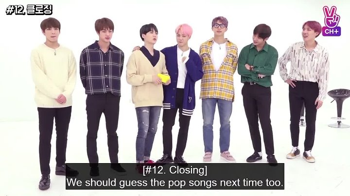 [ENG SUB] BTS GAYO - Track 14 - Behind the scene