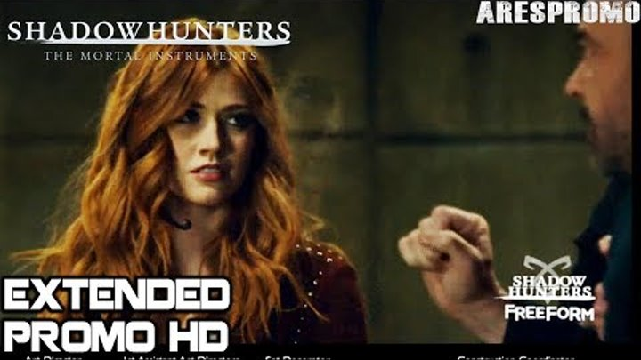 Shadowhunters 2x12 Trailer Season 2 Episode 12 Promo/Preview Extended [HD] #You Are Not Your Own