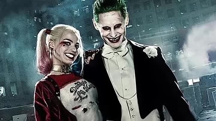 Joker - Harley Quinn - Heathens 'from Suicide Squad Album