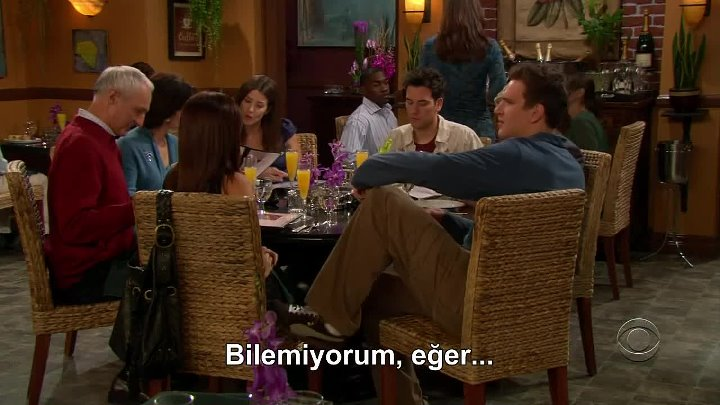 HOW I MET YOUR MOTHER 2.SEZON 3.BÖLÜM