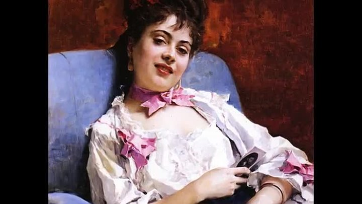 Raimundo de Madrazo y Garreta_ A collection of 96 paintings (HD)