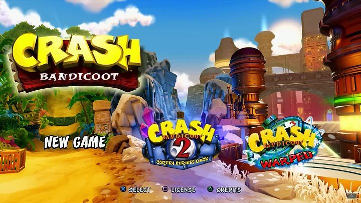 ТОП Пасхалок CRASH BANDICOOT Remastered