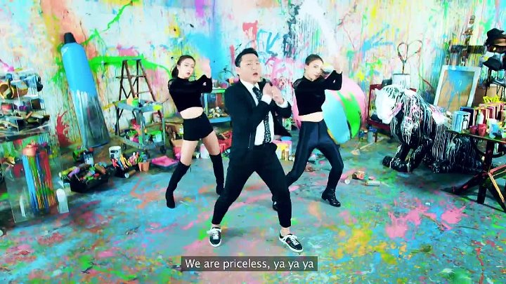 ✔🌟 PSY - I Luv It (Official Video) hd 🌟✔