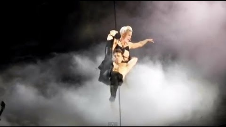 P!NK - Try - The Truth About Love Tour Los Angeles 2/16