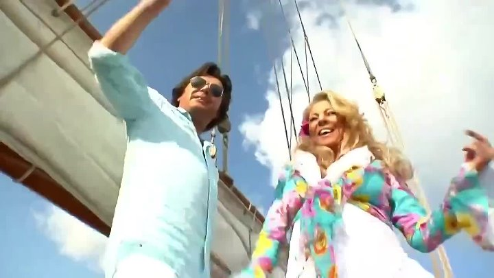 Thomas Anders & Sandra - The night is still young [official video] 2009